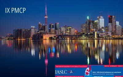 IX Revisión del Congreso Mundial de Cáncer de Pulmón «WCLC Toronto 2018»