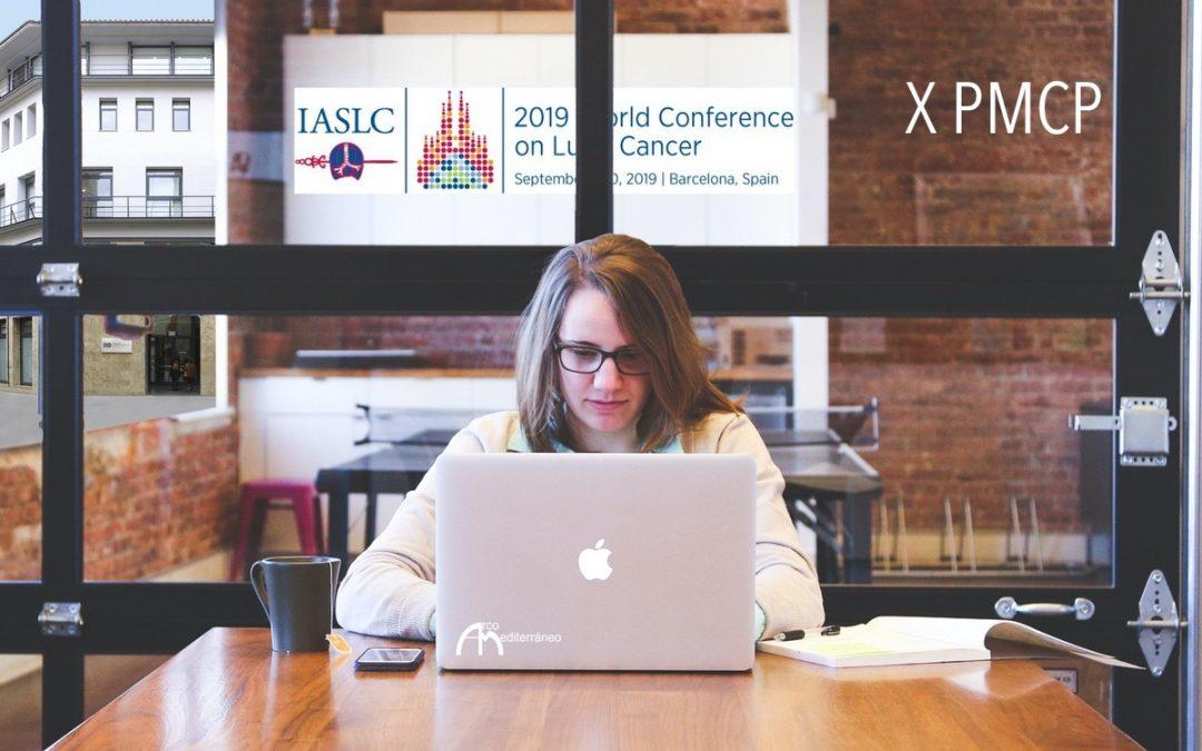 X Revisión del Congreso Mundial de Cáncer de Pulmón «WCLC Barcelona 2019»