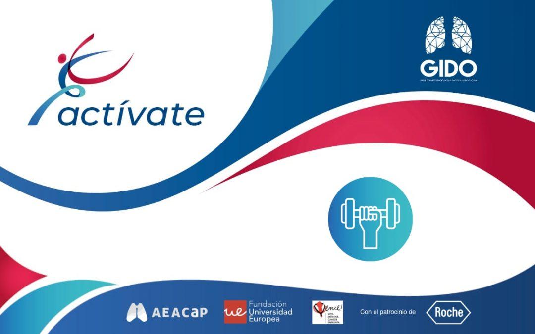 Programa Piloto Actívate: Ejercicio Físico para Pacientes con Cáncer de Pulmón