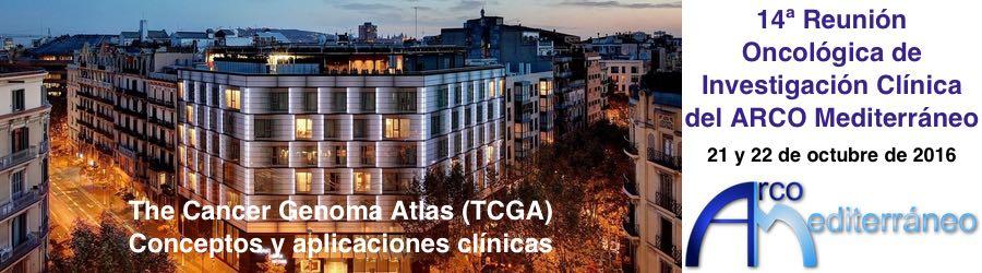 14ª Reunión Oncológica de Investigación Clínica del Arco Mediterráneo