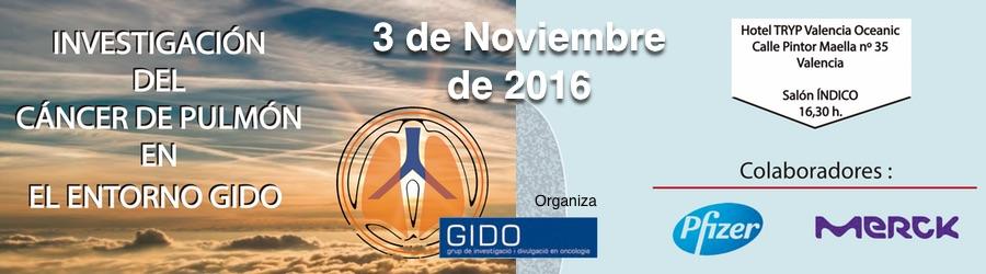 Investigación del Cáncer de Pulmón en el entorno GIDO