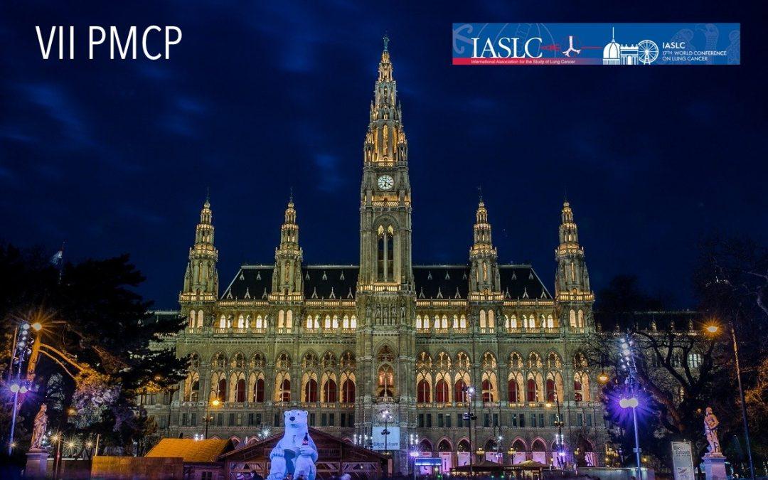 """VII Revisión del Congreso Mundial de Cáncer de Pulmón """"WCLC Viena 2016"""""""