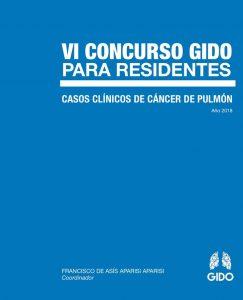 Portada 6º Concurso Gido de Casos Clínicos para Residentes