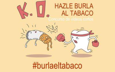 """Concurso Gido de vídeos cortos """"Hazle burla al tabaco"""""""