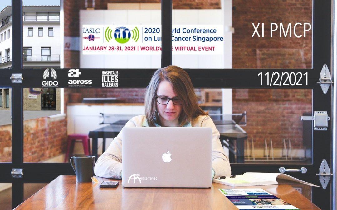 """XI Revisión del Congreso Mundial de Cáncer de Pulmón """"WCLC Singapore 2020"""""""