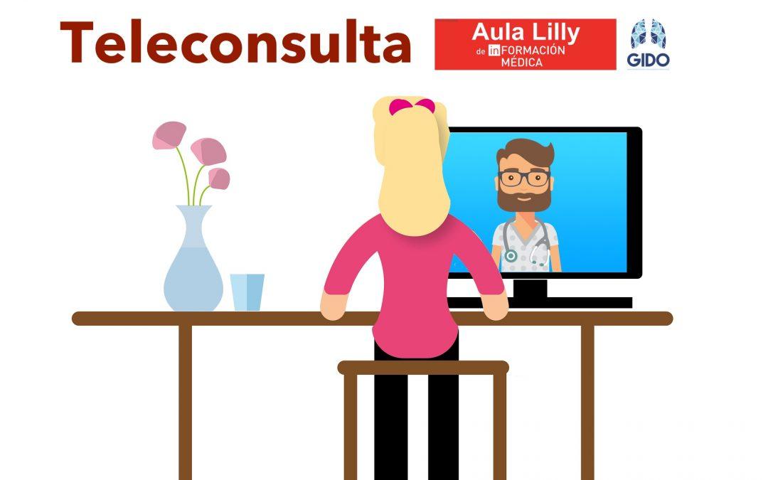 """Teleconsulta """"Experiencias de éxito y habilidades de comunicación"""""""